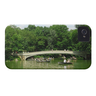 Ro i Central Park iPhone 4 Cases