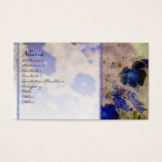 Ro & staket 2 profilerar kortet visitkort