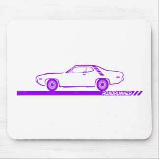 Roadrunnerlilabil 1971-72 musmatta