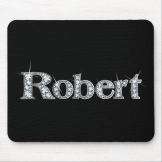 "Robert ""diamant Bling"" Mousepad Mus Matta"