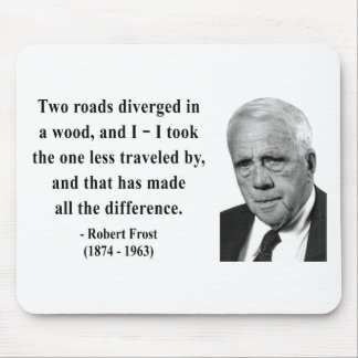 Robert Frost citationstecken 1b Musmatta