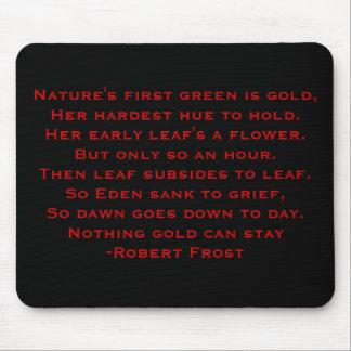 Robert Frost dikt Musmatta