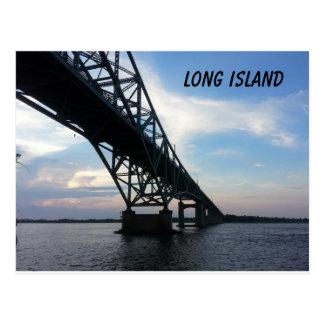 Robert Moses CausewayLong Island Vykort
