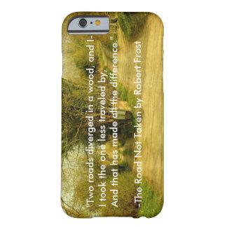 """Roberts Frost """"fodral för iPhone 6 för väg det Barely There iPhone 6 Skal"""