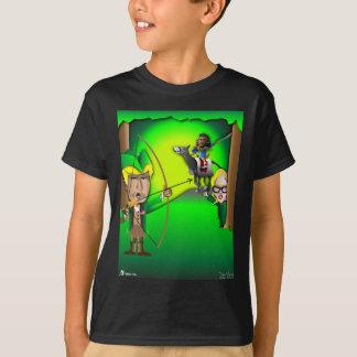 Robin Hood trumf T Shirts