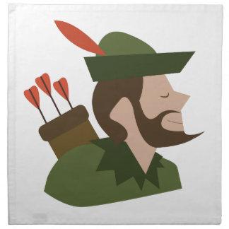 Robin Hood Tygservett