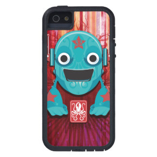 Robot: Fodral 5s iPhone 5 Cover