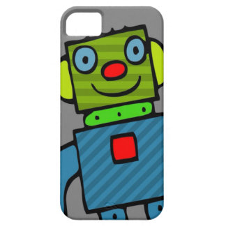Robot iPhone 5 Case-Mate Cases