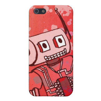 Robot iPhone 5 Skal