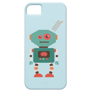 Robotar 4 iPhone 5 Case-Mate fodral
