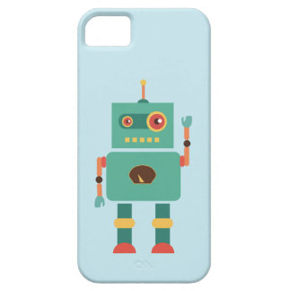 Robotar iPhone 5 Case-Mate Fodral