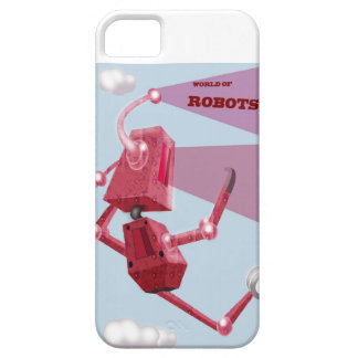 Robotar iPhone 5 Fodral