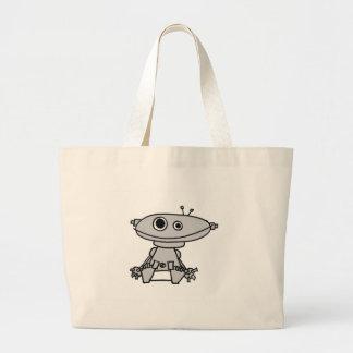 Robotbaby Tote Bag