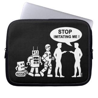 Robotevolution Laptop Sleeve