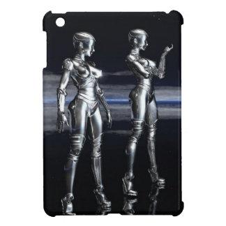 robotflickor iPad mini skal
