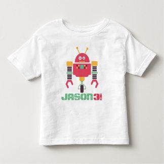 Robotfödelsedag Tee Shirts