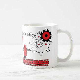 robotkärlek Cherokees Kaffemugg
