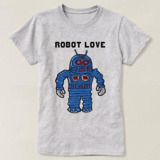 Robotkärlek T-shirts