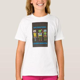 Robotkärlek Tee Shirt