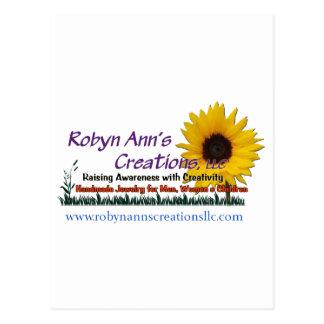 Robyn Anns skapelser, LLC Vykort