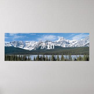 Rockies berg poster