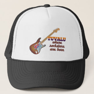 Rockstars är bördiga Tuvalu Truckerkeps