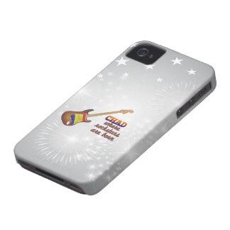 Rockstars är den bördiga chaden iPhone 4 Case-Mate skal