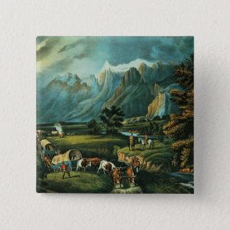 Rocky mountains standard kanpp fyrkantig 5.1 cm