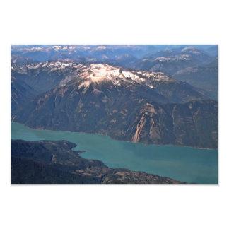 Rocky mountainsfoto fotontryck