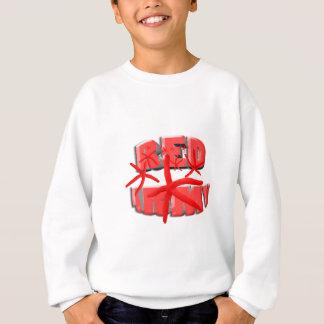 röd armé för sjöstjärna t-shirt