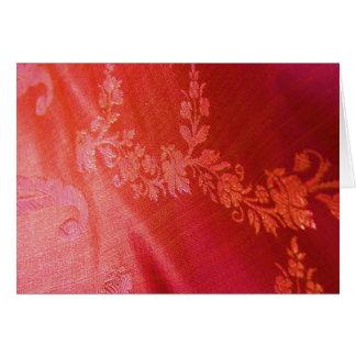 Röd blom- elegansDROPPanpassade