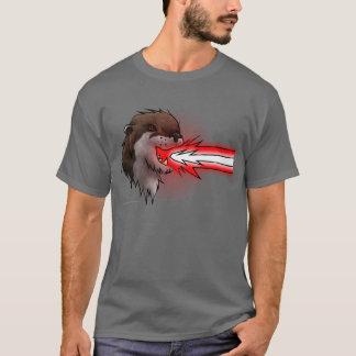 Röd dödlaser-Utter (T-tröja) Tee Shirt