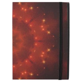 "Röd dvärg- Mandala iPad Pro 12.9"" Skal"