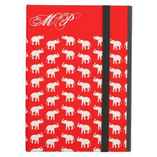 Röd elefant iPad air skal