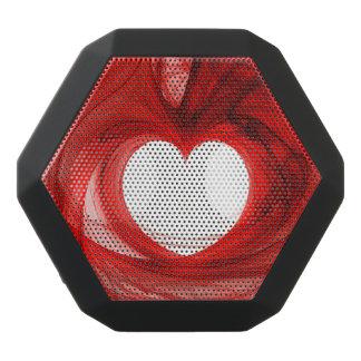 Röd FractalhjärtaBoombot Rex Bluetooth högtalare