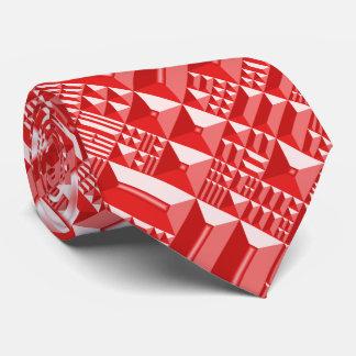 Röd geometrisk Fractal Slips