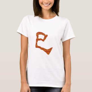 Röd guld- KINESISK teckenGÅVA för navinJOSHI NVN23 T Shirt