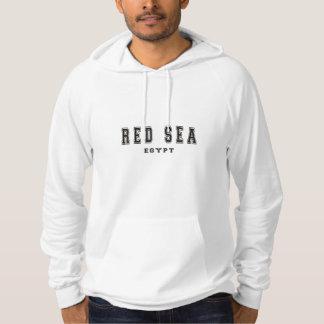 Röd havsegypten munkjacka