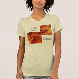 Röd hjort av Lascaux T Shirts