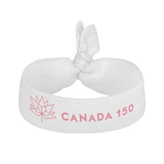 Röd Kanada 150 officielllogotyp - skissera Hårband