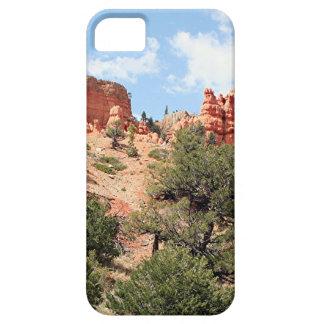 Röd kanjon, Utah, USA 4 iPhone 5 Case-Mate Fodral
