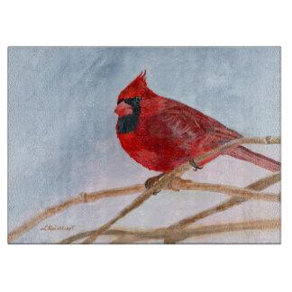 Röd kardinal