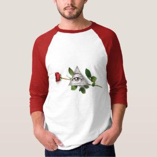 Röd Magiro Tee Shirts