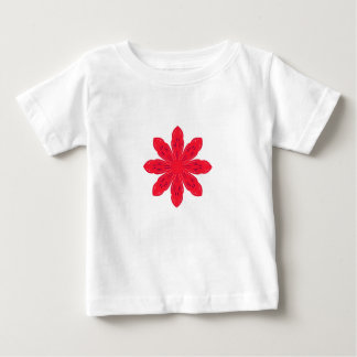 Röd Mandalalyx T-shirts