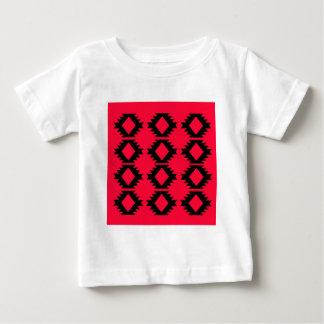 Röd mayan design för Ethno design Tröjor
