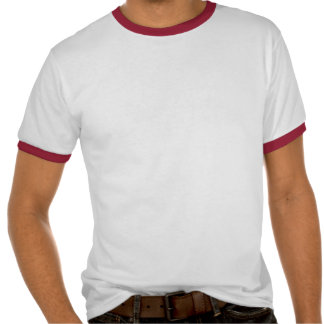 Röd MonsteRCUSA logotyp Tshirts