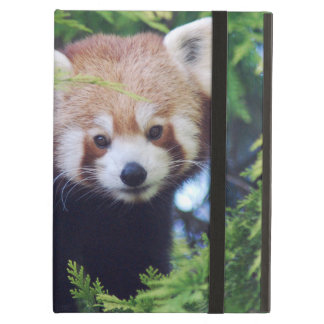 Röd Panda iPad Air Fodral
