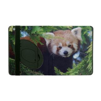 Röd Panda iPad Skal
