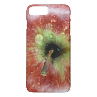 Röd plus för Apple iPhone 7, knappt där