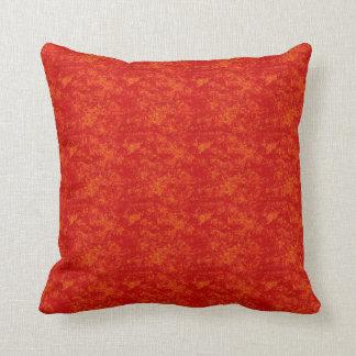 Röd royal kudde